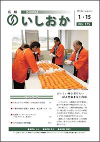 画像:広報いしおか2013年1月15日号-No.175-