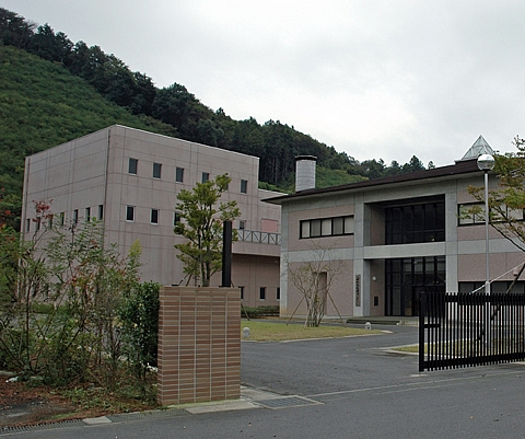 画像:八郷水処理センター