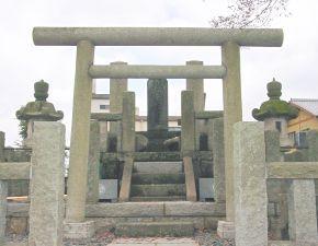 画像:画像:画像:常陸府中藩主松平家墓所