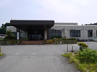 画像:城南地区公民館外観
