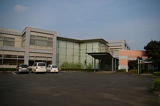 画像:八郷保健センター外観