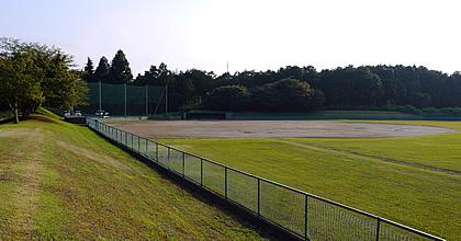 画像:染谷野球場