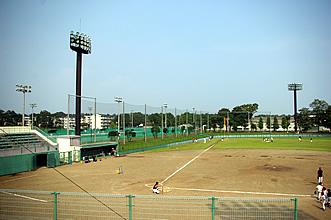 画像:柏原野球公園01