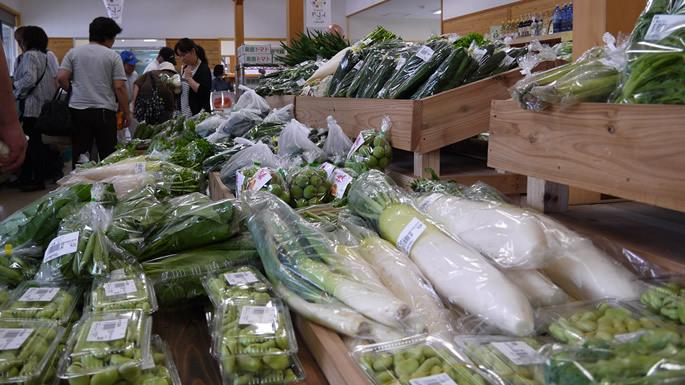 画像:農産物直売所003