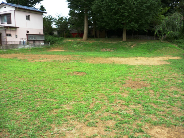 画像:木比提子供の遊び場