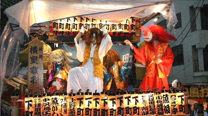 『八坂神社祇園祭001』の画像