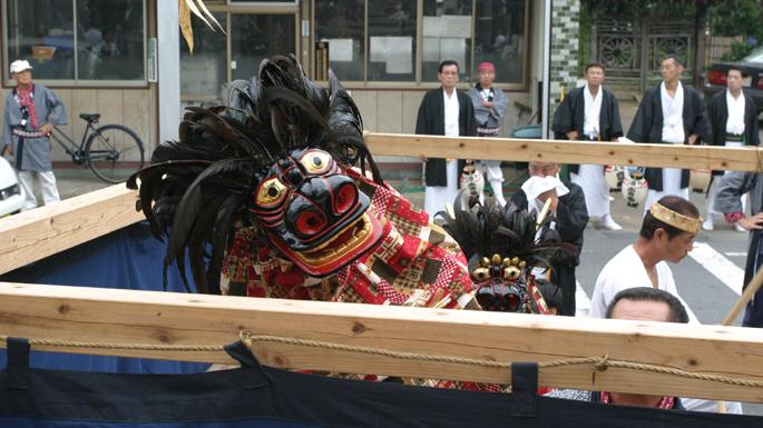 画像:八坂神社祇園祭005