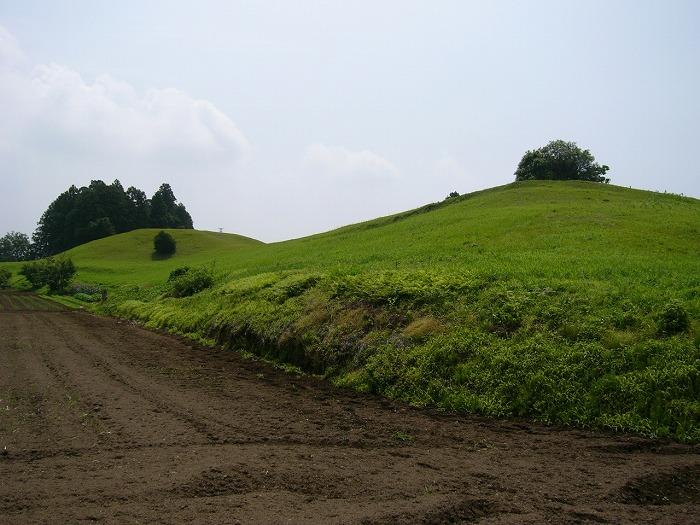 画像:舟塚山古墳-歴史と記憶02