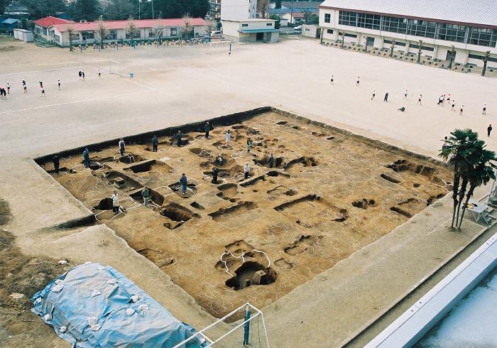 画像:常陸国府跡-歴史と記憶01