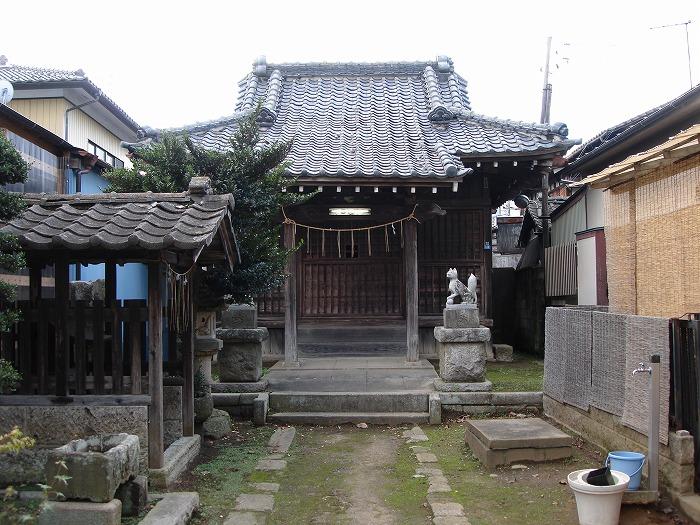 画像:宇迦魂稲荷神社仏閣