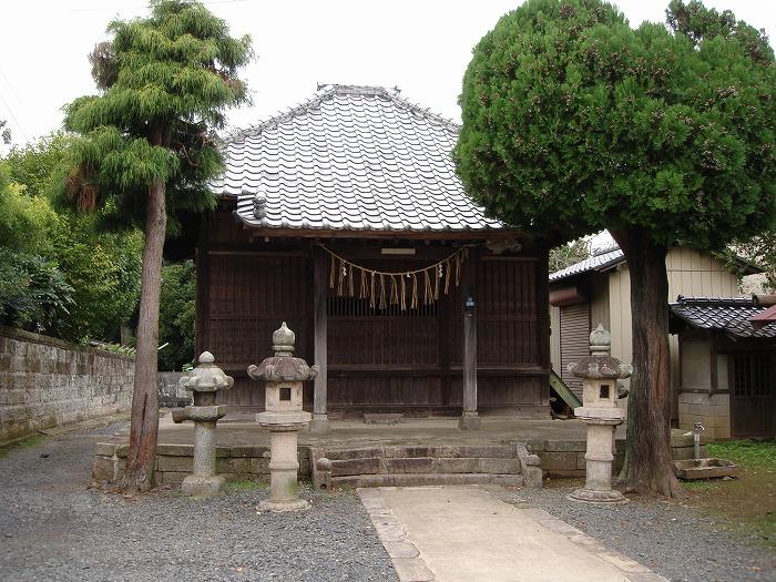 画像:愛宕神社仏閣
