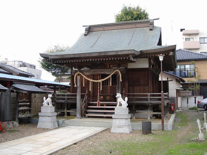 画像:鈴之宮稲荷神社仏閣