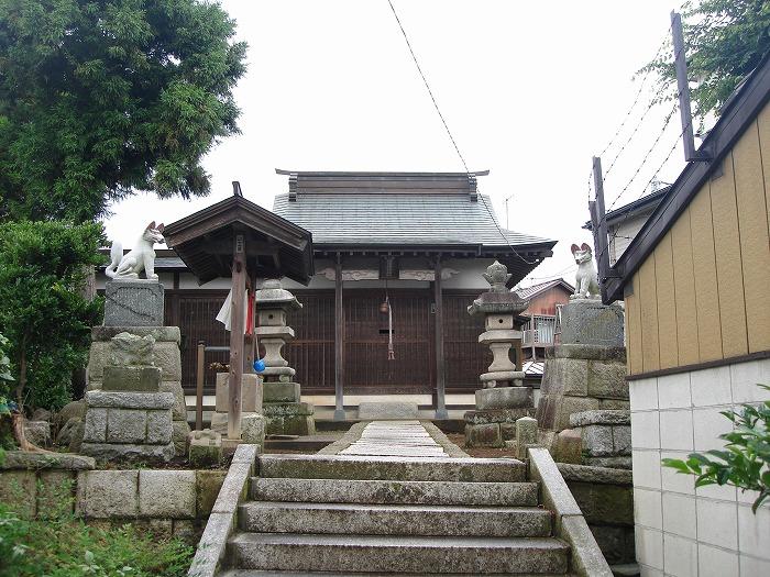 画像:隅之宮福徳稲荷神社仏閣
