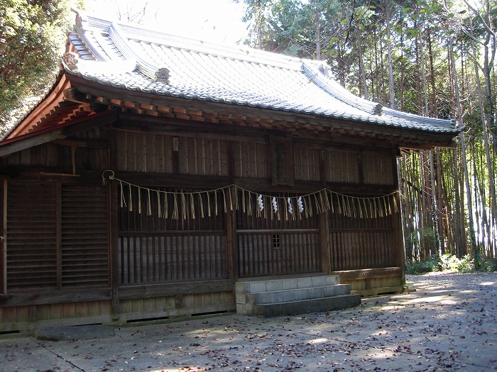 画像:染谷鹿島神社仏閣