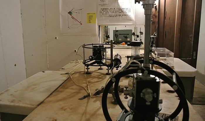 画像:石室05-気象庁地磁気観測所