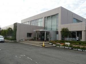 画像:国府地区公民館外観