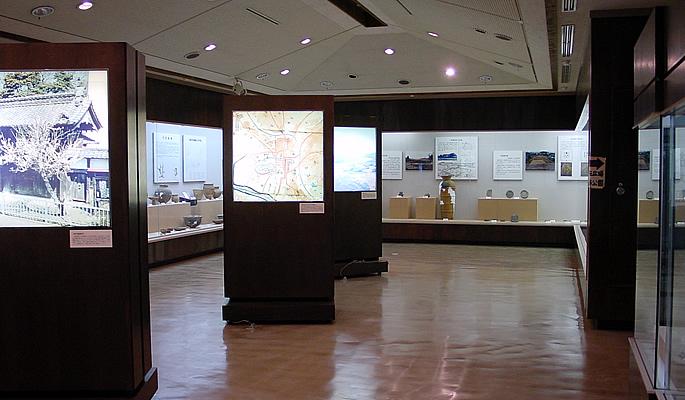 風土記の丘-展示室