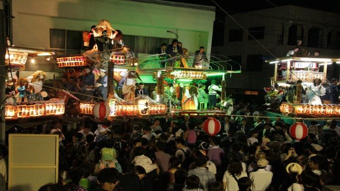 画像:八坂神社祇園祭004