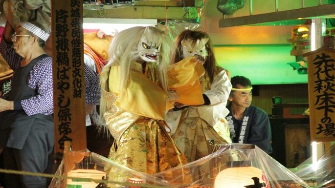画像:八坂神社祇園祭002