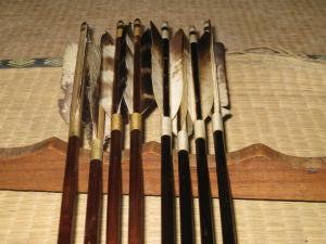 画像:特産品弓矢