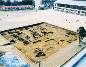 画像:常陸国国府跡