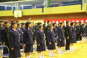 画像:2014/0409中学校入学式