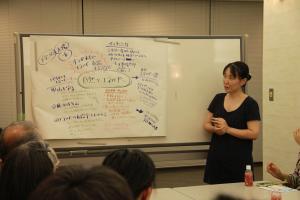 画像:2014/0616タウンミーティング発表