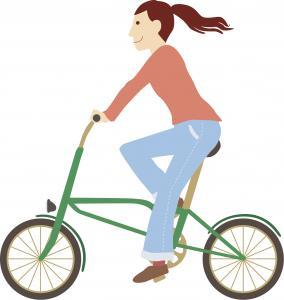 『サイクリング』の画像