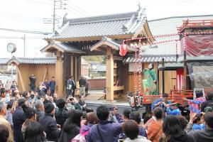『11.30陣屋門お囃子』の画像