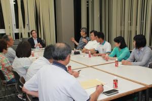 『H26タウンミーティング スポーツ指導者協議会2』の画像
