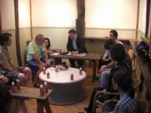『H26タウンミーティング こんこんギャラリー』の画像