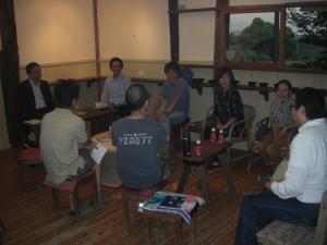 『H26タウンミーティング こんこんギャラリー2』の画像