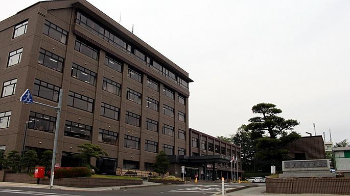 画像:多賀城市庁舎