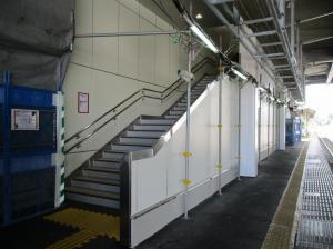 『下り階段2』の画像
