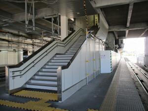 『上り階段2』の画像