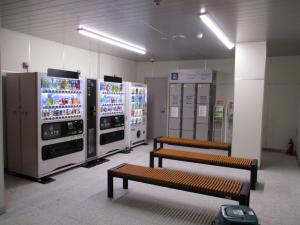 『待合室』の画像