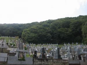 『龍神山霊園』の画像