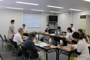 『H27.7.22タウンミーティング1』の画像