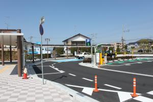 『駅東交通広場20160322』の画像