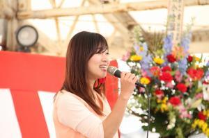 『20160330石岡駅式典(オニツカサリー)』の画像