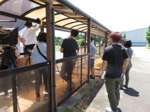 『欅坂46 撮影風景2』の画像