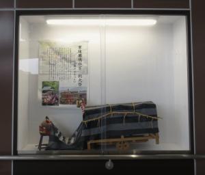 『展示ケース』の画像