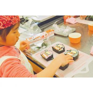 『巻き寿司(6)』の画像