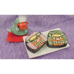『巻き寿司(7)』の画像
