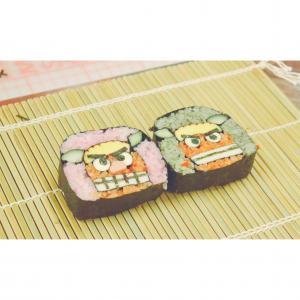 『巻き寿司(9)』の画像