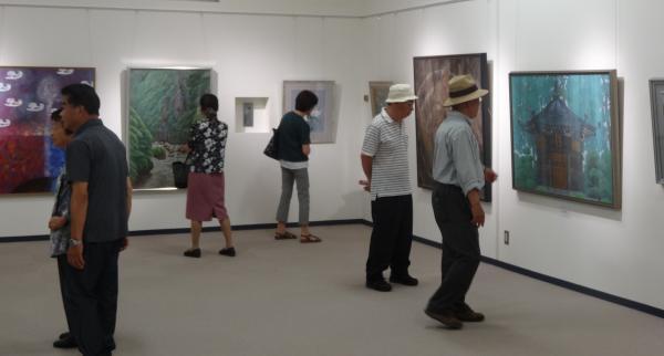 『石岡アート協会展(H28八郷美術展写真)』の画像