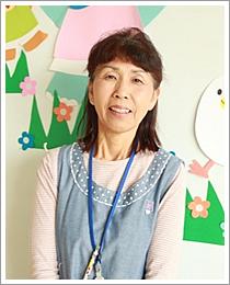 『入江喜美子さん(保育士)』の画像