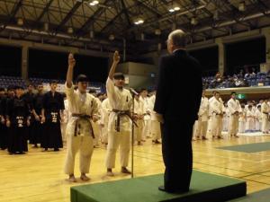 『親善武道大会』の画像