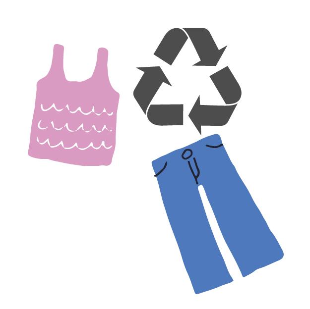 『古布リサイクル1』の画像