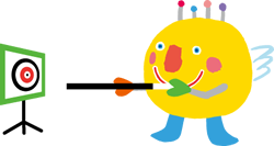 『スポーツウエルネス吹矢(いばラッキー)』の画像